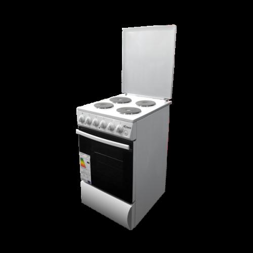 Готварска печка Diplomat DPL AF 40, 63 л, с вентилатор, 7638 W