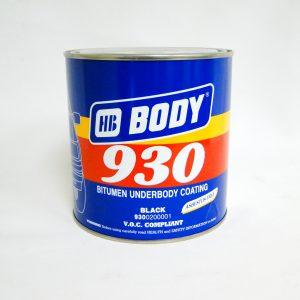 Антикор  Боди 930 1л подова защита/авто/