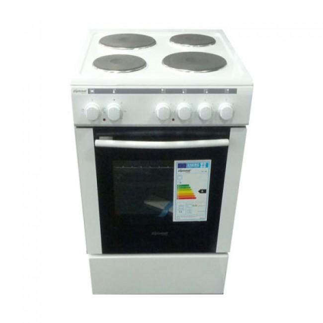 Готварска печка Diplomat DPL-504, 53 л, осветление, терморегулатор