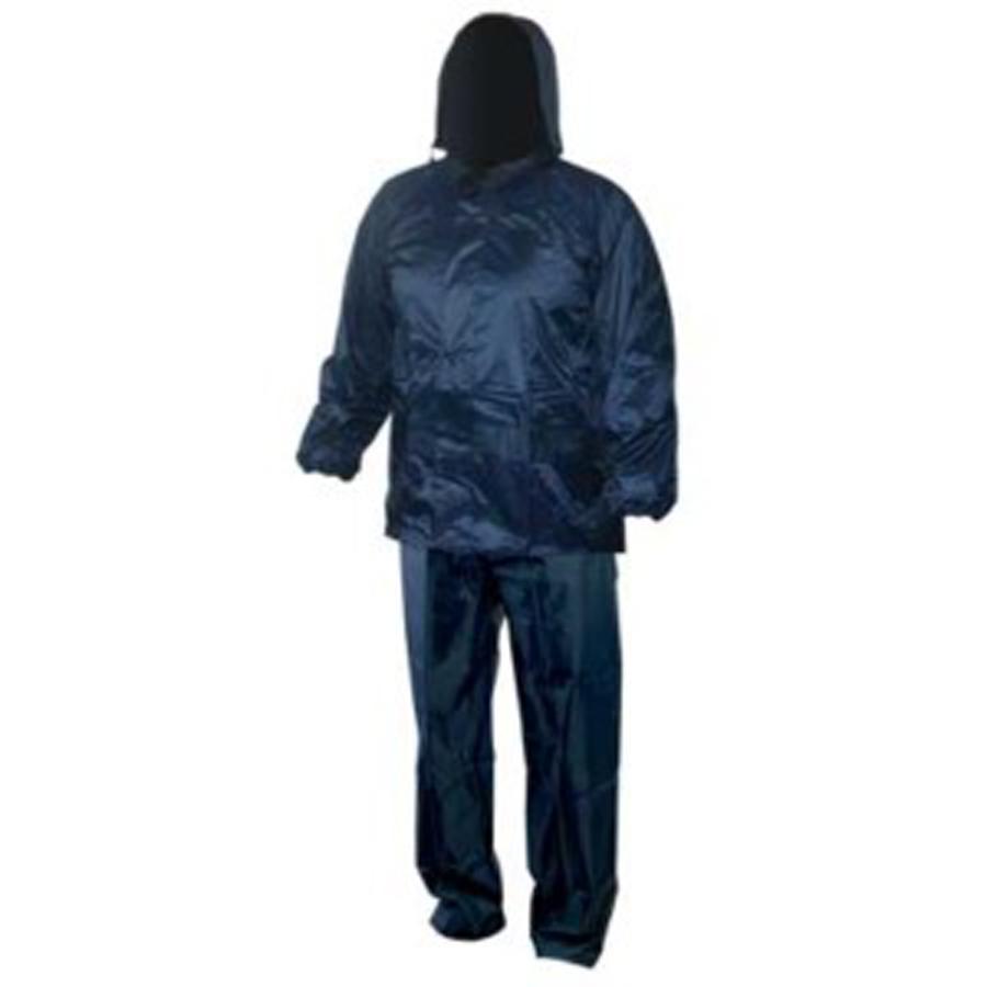 Дъждобран син PVC
