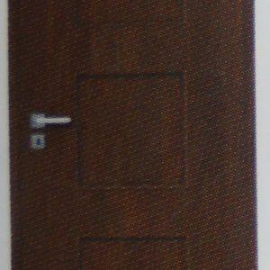 Врата Галерия 0/3 неостъклена 80 св. ак.