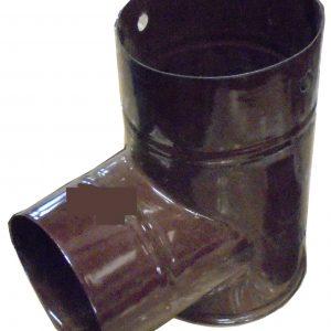 Кюнец за печка/преход/  130/110 см.кафяв