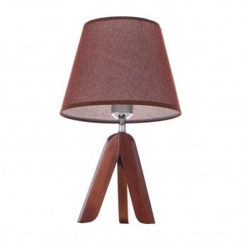 лампа на стойка EL 1502 CF кафява