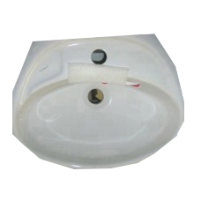 мивка 45 см класик с отвор