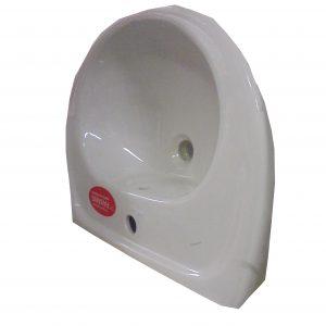 Мивка порцеланова 55х45 см МИРА
