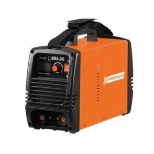 Електрожен инверторен PREMIUM 200A, 2-4мм.