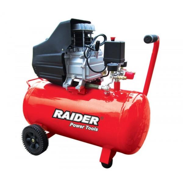 Компресор 1500W RAIDER RDAC02