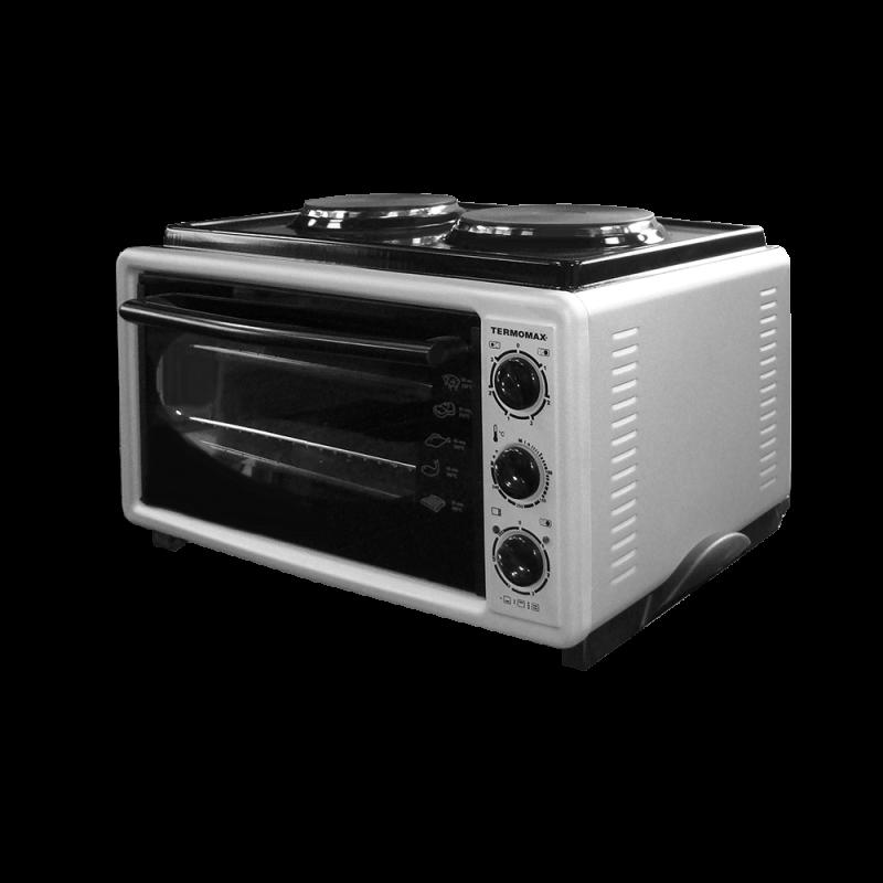 Малка готварска печка Termomax TR 3560 /39 литра фурна/