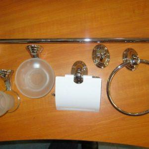 аксесоари за баня 6 бр к-т Блян 220