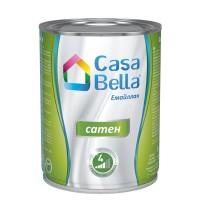 Алкидна боя сатен Casa Bella, бяла, 650 мл.