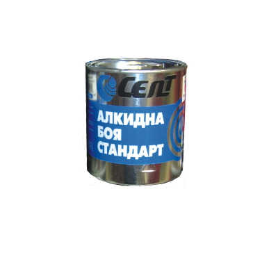 Боя алкидна Селт Стандарт, 700мл., ЧЕРНА
