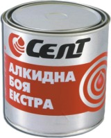 Боя алкидна Селт Екстра, 0.700 кг БЯЛА