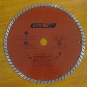 диск диамантен сухо и мокро рязане ф 230 мм 73534