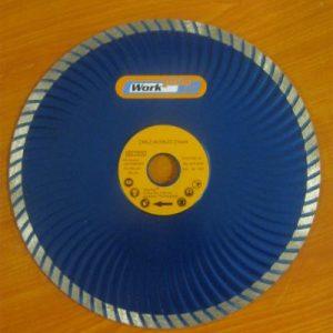 диск диамантен сухо и мокро рязане ф 230 мм  73532