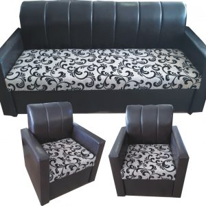 гарнитура: Елена диван 3-ка + 2 бр.фотьойли