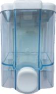 дозатор за течен сапун 500 мл., прозрачен