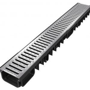 Канал XDRAIN/метална решетка/