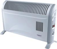 Конвектор електрически с три степени на мощност TESY CN204ZF, 2000 W, терморегулатор