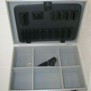 куфар за инструменти - алуминии