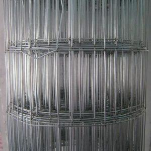 мрежа оградна Zn, 1,5 м / 25м-руло/