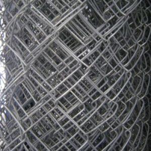 мрежа поцинкована оградна 2,2x50х50/10м