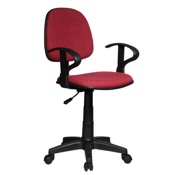 Офис стол Кармен - бордо
