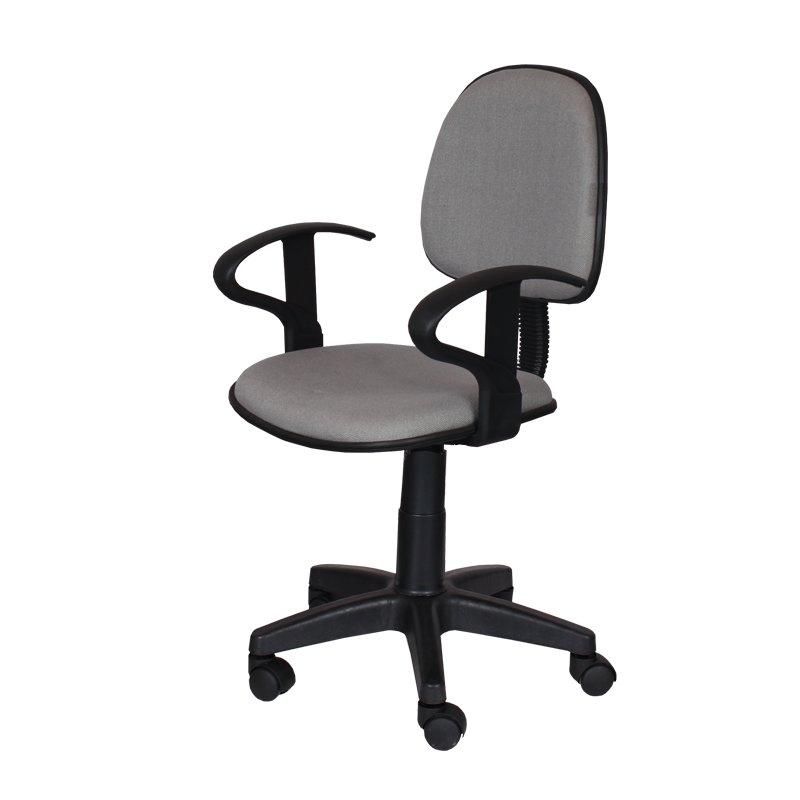 Офис стол Кармен - сив