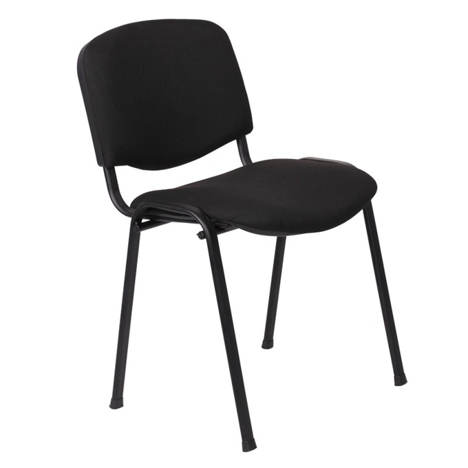 стол посетителски 1130 LUX черен