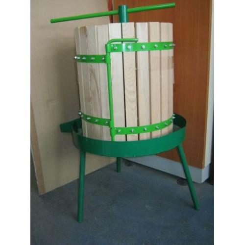 преса за грозде 46 литра вертикална