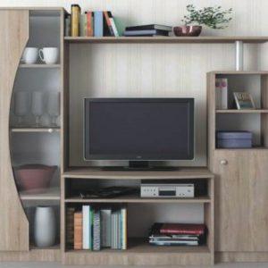 секционен шкаф Мареа1,161/45/Н-160 см,дъб сонома