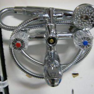 смесител за баня комбиниран Видима 1448АА