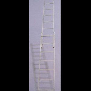 стълба алуминиева двураменна 46-09 /  4,3 метра