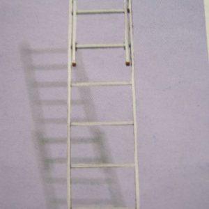 стълба алуминиева двураменна  46-07 , 3м