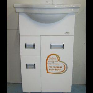 шкаф за баня долен Капри 5037