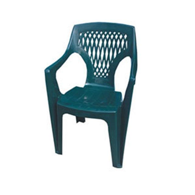 Стол пластмасов Самба/Дориан зелен
