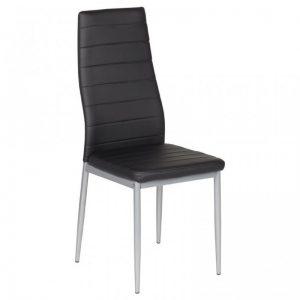 Трапезен стол Кармен - черен