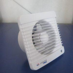 вентилатор санитарен ф125 мм 28W 188 m3/h Вентс