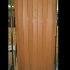 врата хармоника 80 х 203 см кестен