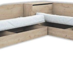 легла ъглови Соломон 2001 дъб сонома