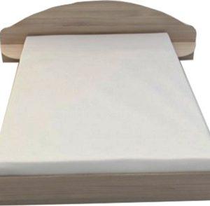 легло Диди за матрак 144/190см. дъб сонома