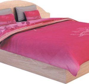 легло Диди за матрак 164/190см. дъб сонома