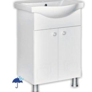шкаф за баня долен Кала 2514
