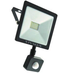 прожектор LED+сензор