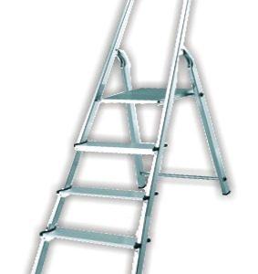 стълба 3+1стъпало