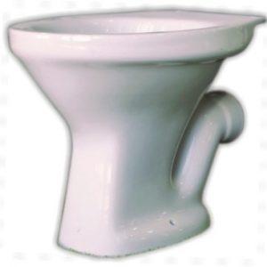тоалетна чиния бяла 4636 Р