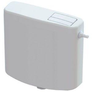 казанче за WC, 2бутона, 37х12х36,8 см.