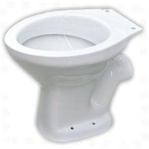 тоалетна чиния фаянс