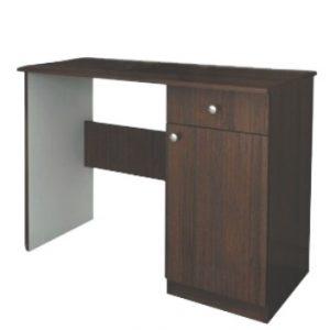 бюро Мари2,венге/бяло
