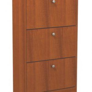 шкаф за обувки Мареа 2 орех