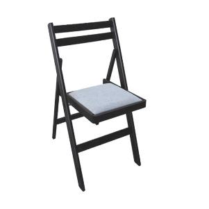 стол Ангел-сгъваем с тапицерия-венге